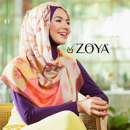 Tutorial Hijab Zoya Terbaru 2015 Widyanakhofifah12